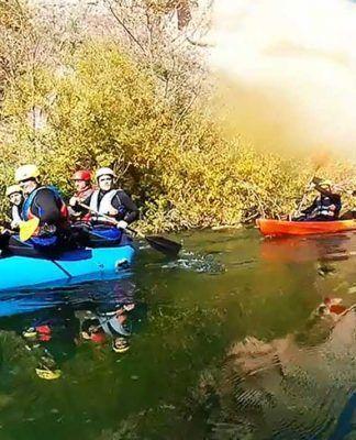 Rafting Guadiela