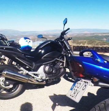 Ruta en moto Puebla de la Sierra