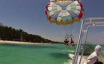 parasailing en punta cana-TGDV