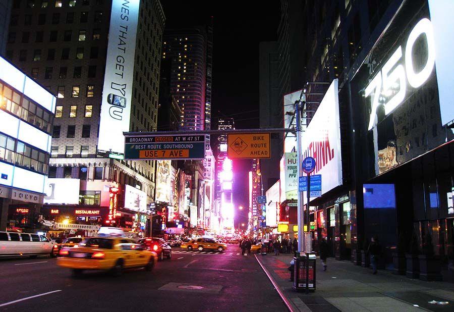 Viaje a Nueva York 5 dias - Time Square - Tusguiasdeviaje