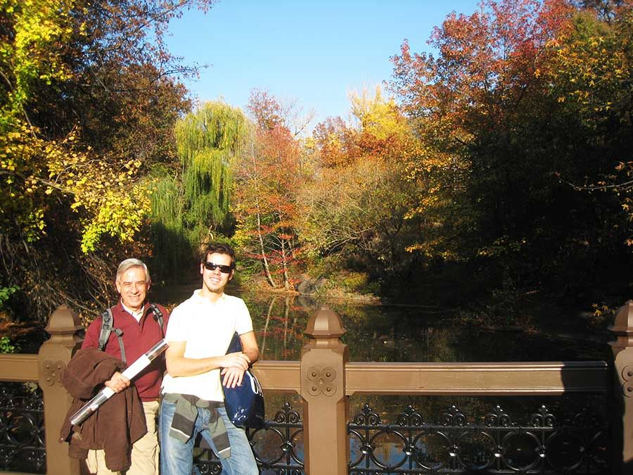 Visitar Central Park en Nueva York - Tusguiasdeviaje