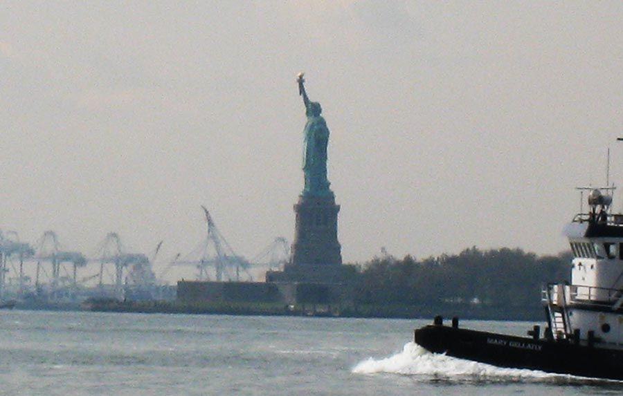 Visitar la Estatua de la Libertad en Nueva York - Tusguiasdeviaje
