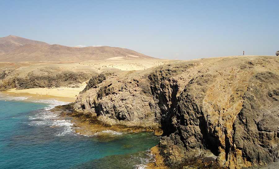 Mejores playas de Lanzarote - Tusguiasdeviaje
