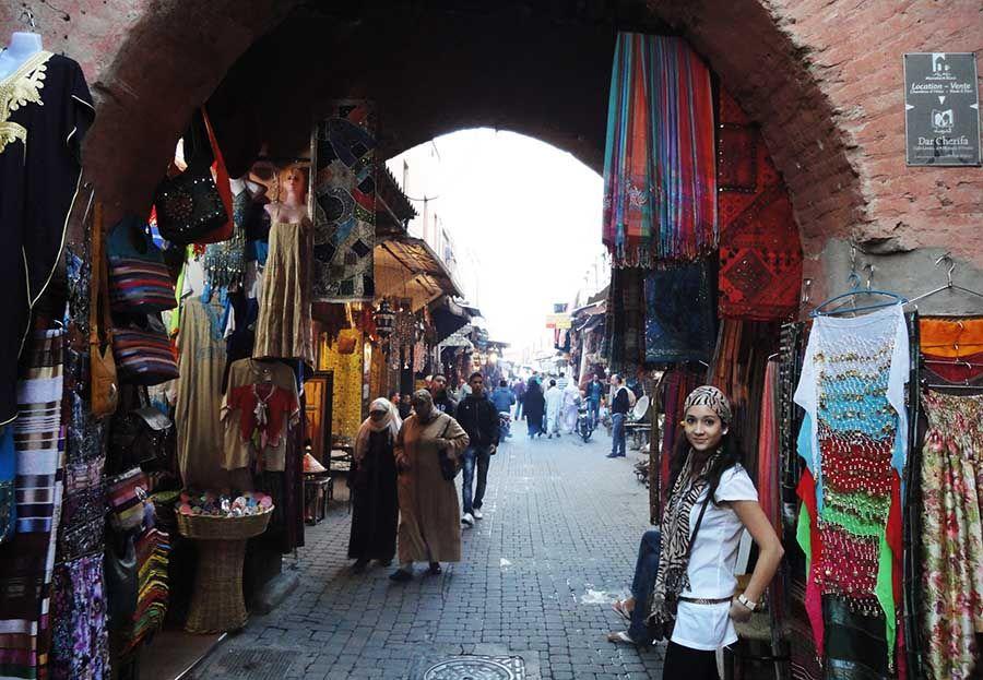 Guia de viaje de Marrakech - Tusguiasdeviaje