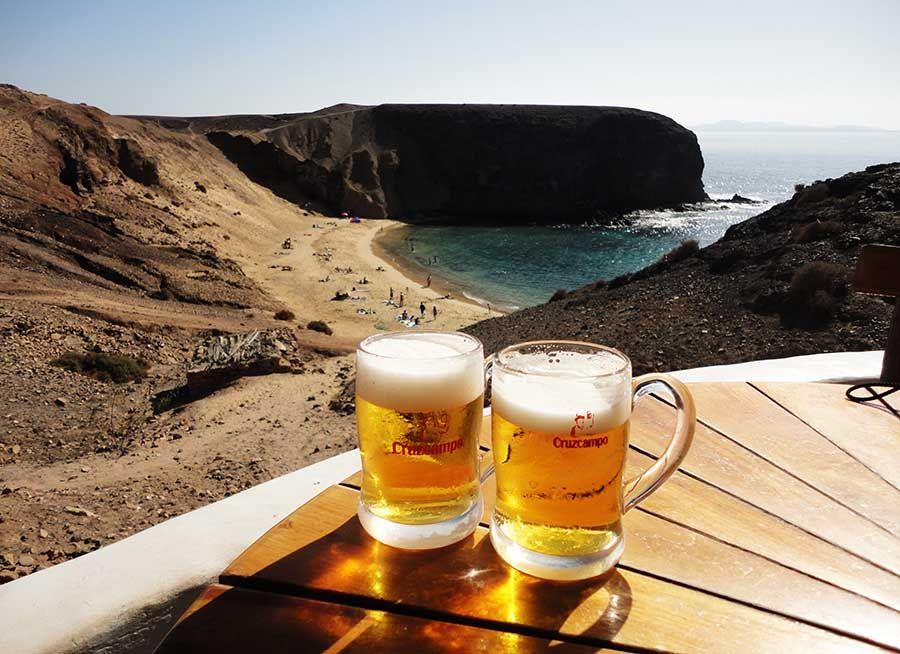 Playas del Papagayo - Lanzarote - Tusguiasdeviaje