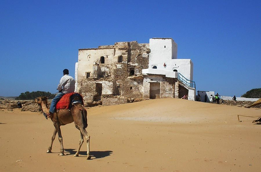Playa de Essaouira - Tusguiasdeviaje