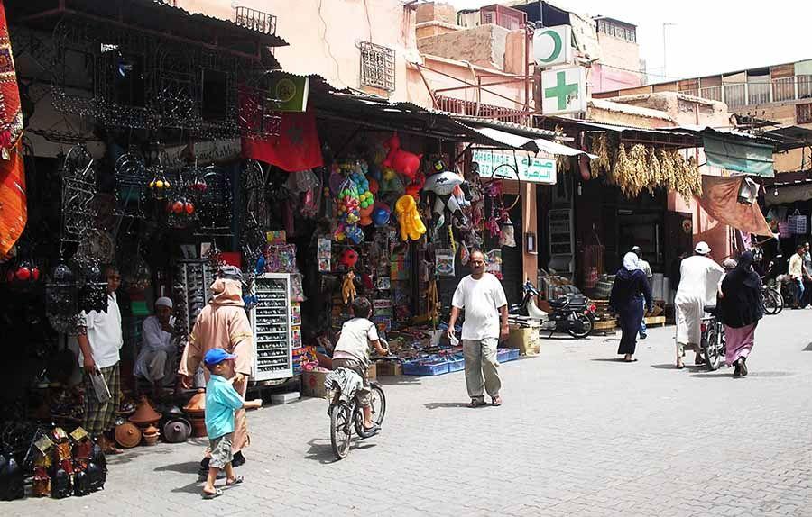 Lugares de interes en Marrakech - Tusguiasdeviaje