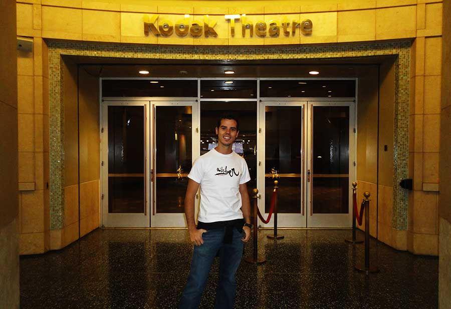 Lugares que visitar en Los Angeles Kodak Theatre - Tusguiasdeviaje