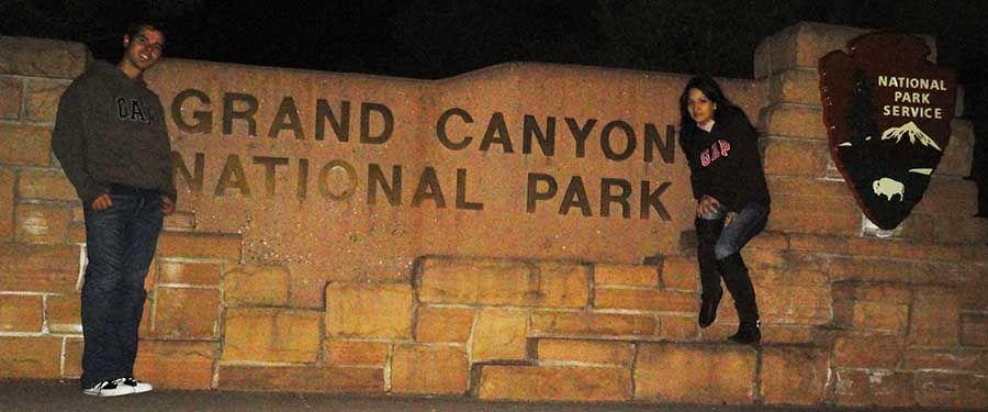 El Gran Canyon Costa Oeste Estados Unidos - Tusguiasdeviaje