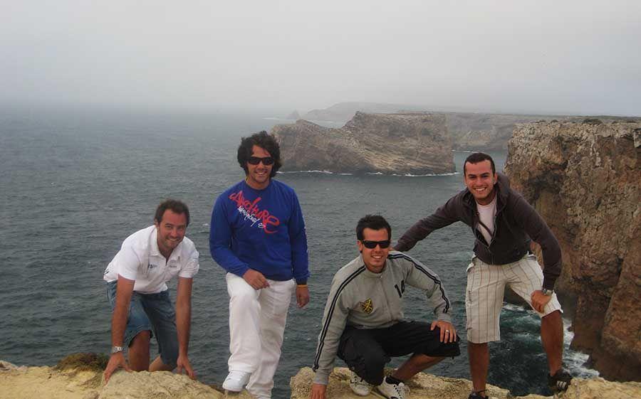 Lugares mas importantes para visitar en el Algarve - Cabo San Vicente - Tusguiasdeviaje