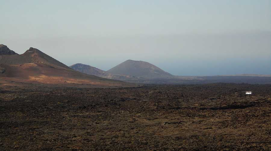 Volcanes en Lanzarote - Tusguiasdeviaje