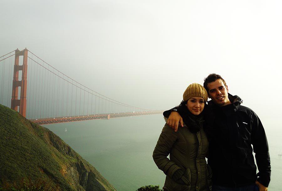 Puente de San Francisco Roadtrip Costa Oeste EEUU - Tusguiasdeviaje