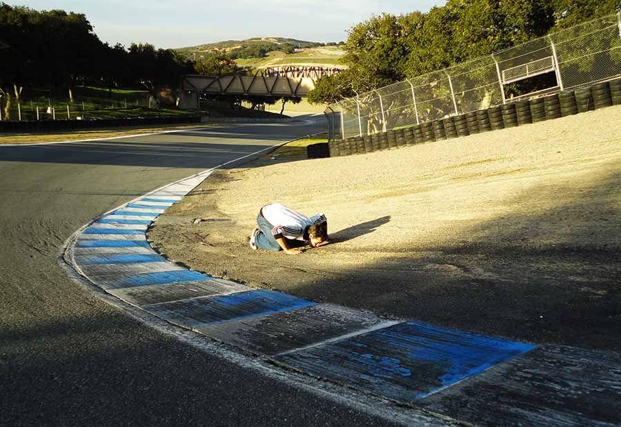 Circuito Laguna Seca Costa Oeste EEUU Valentino Rossi - Tusguiasdeviaje