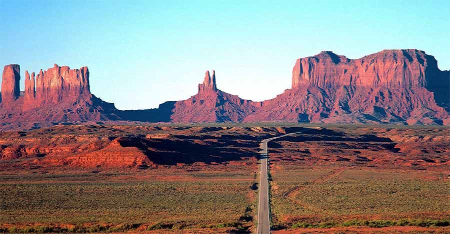 Monument Valley Costa Oeste EEUU Valentino Rossi - Tusguiasdeviaje