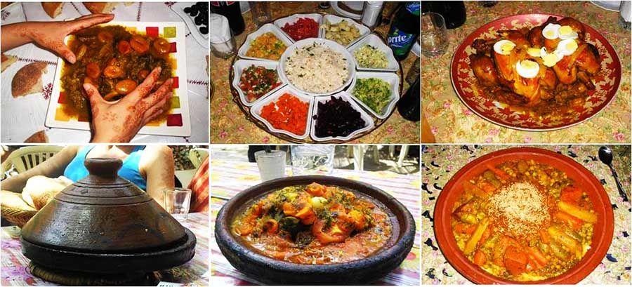 Comida tipica Marrakech - Tusguiasdeviaje