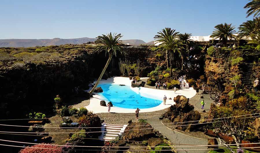 Guia de viaje Lanzarote una semana - Tusguiasdeviaje
