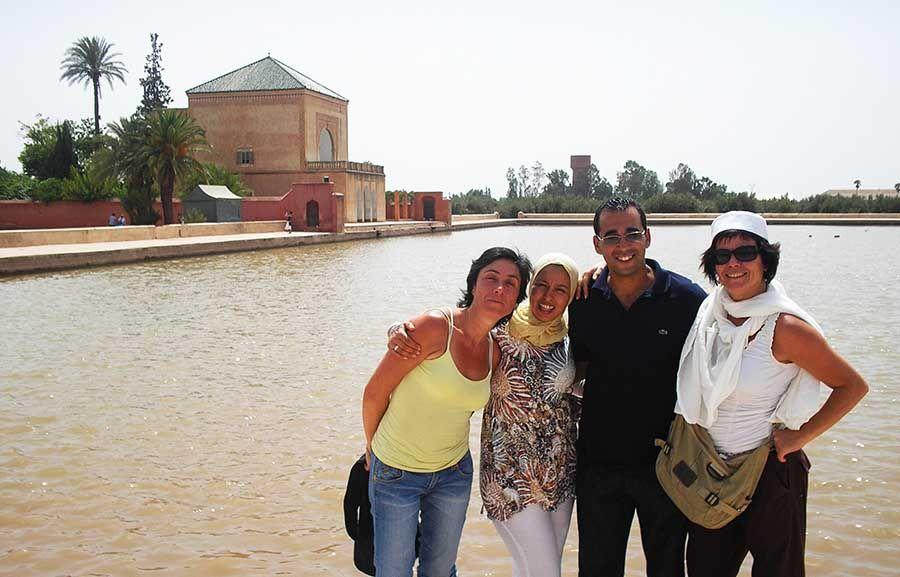 Guia de viaje a Marrakech 3 dias - Tusguiasdeviaje