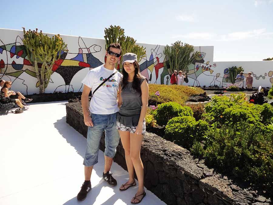Viaje a Lanzarote Casa Cesar Manrique - Tusguiasdeviaje