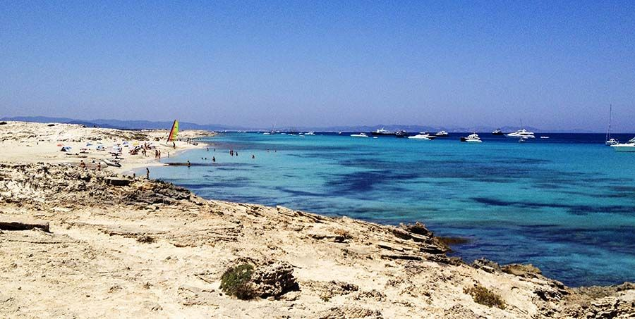 Playas de Formentera - Tusguiasdeviaje