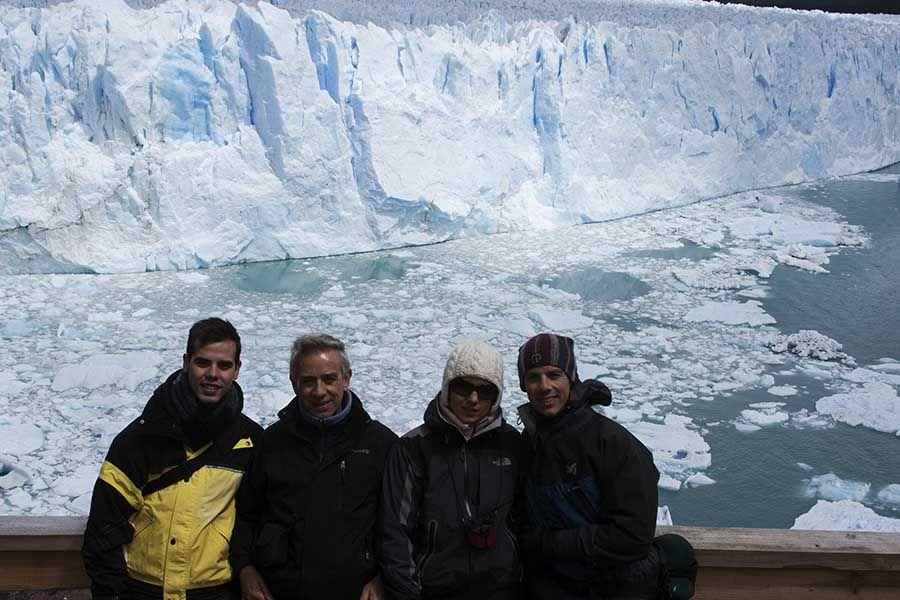 Excursion al Perito Moreno Argentina - Tusguiasdeviaje
