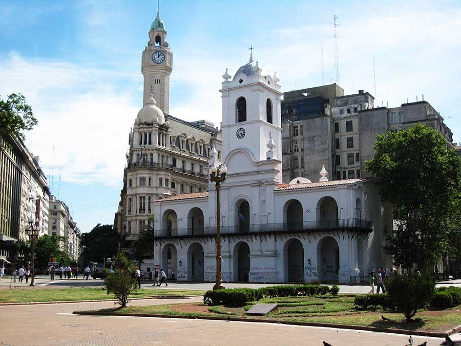 Guia de viaje de Buenos Aires - Cabildo - Tusguiasdeviaje