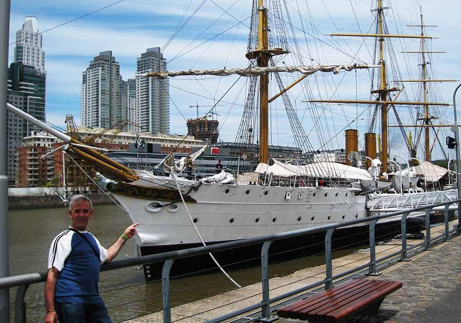 Lugares mas importantes de Buenos Aires - Puerto Madero - Tusguiasdeviaje
