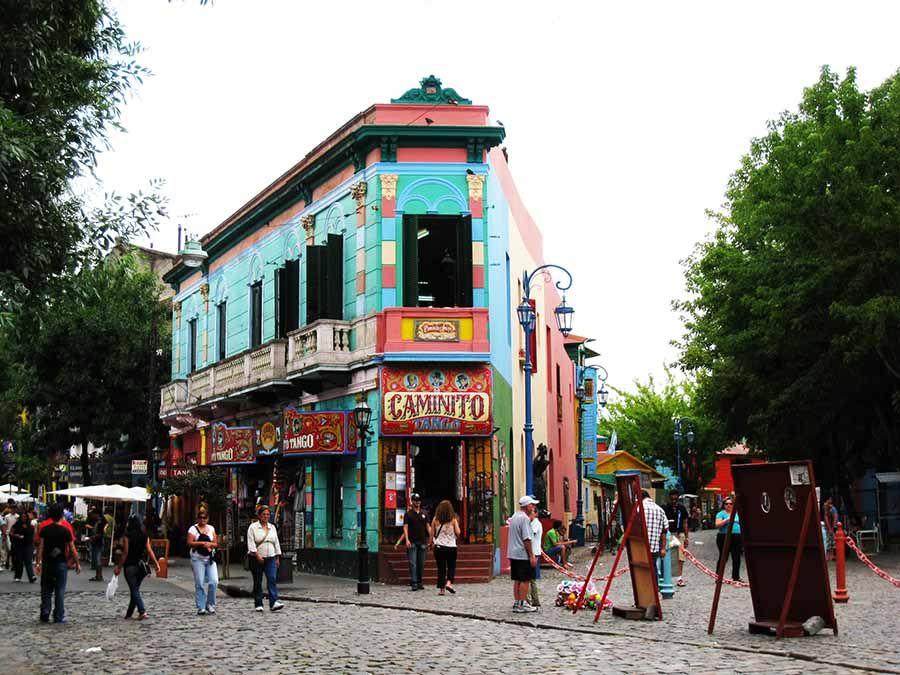 Que ver en Buenos Aires - Barrio de la Boca - Tusguiasdeviaje