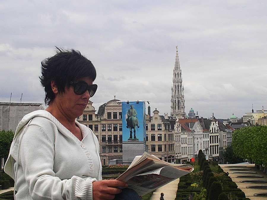 Que hacer y que ver en Bruselas - Parlamento Europeo - Tusguiasdeviaje