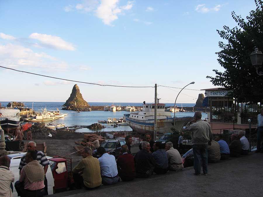Playas de Sicilia en Catania - Tusguiasdeviaje
