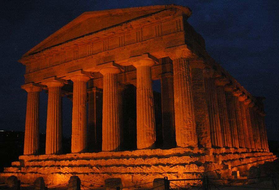 El valle de los templos en Agrigento Sicilia - Tusguiasdeviaje