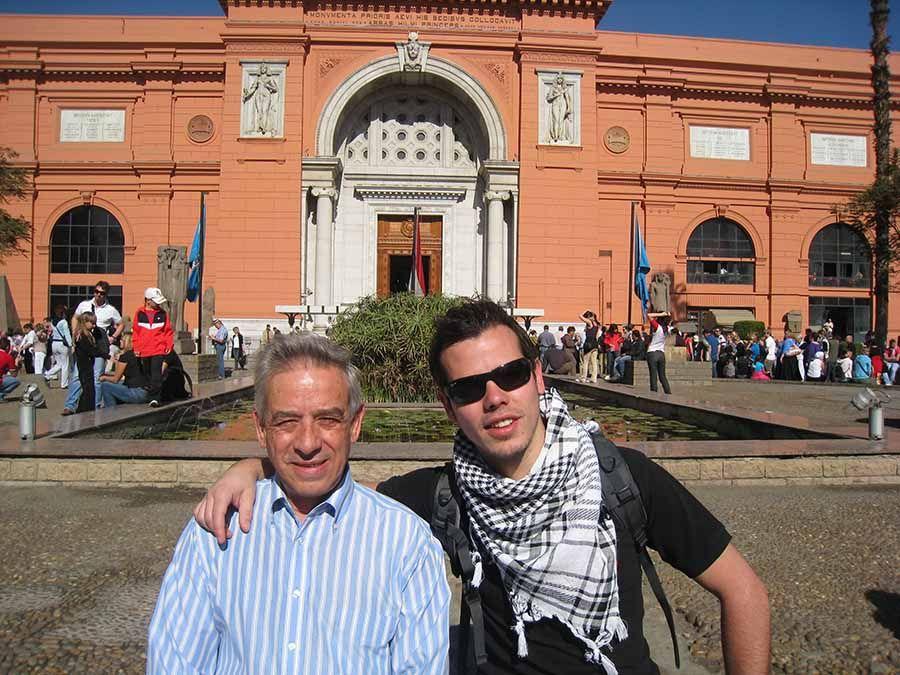 Que ver en el Cairo - Museo Egipcio