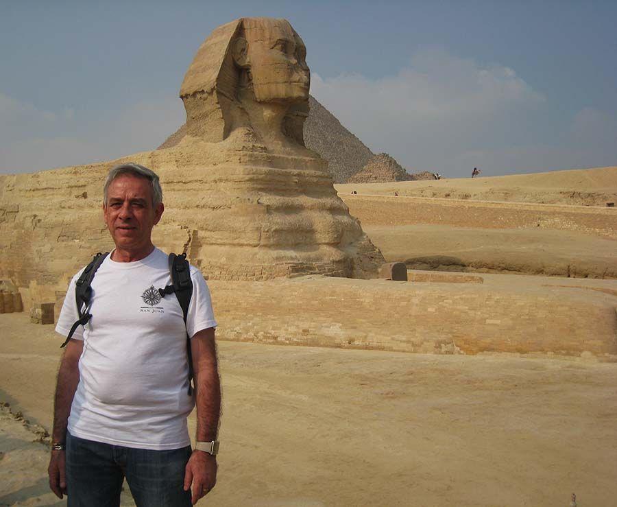 Lugares mas importantes que visitar en Egipto - Esfinge de Gizeth