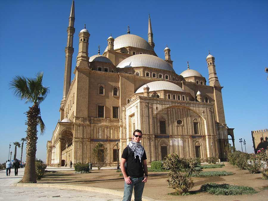 Que ver en Egipto - Mezquita de Alabastro
