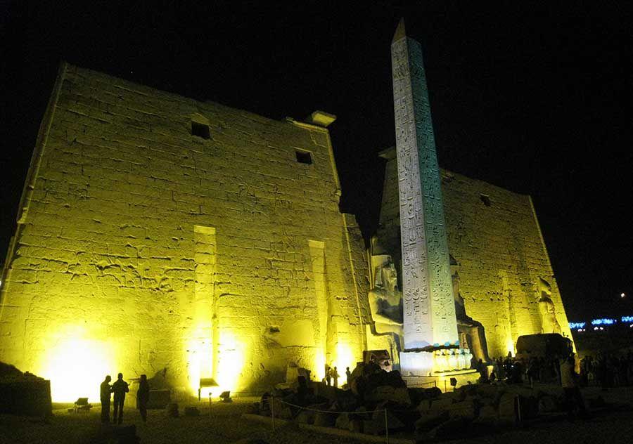 Visitar templo Luxor en Egipto
