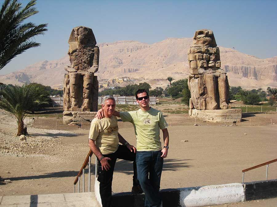 Guia de viaje Egipto - Valle de los Reyes