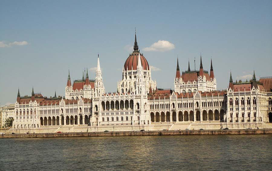 Parlamento de budapest - Tusguiasdeviaje