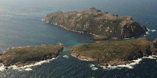 Islas inaccesibles del mundo