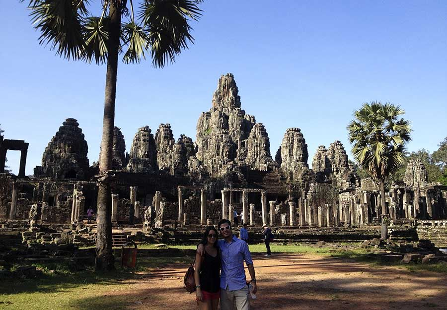 Excursion a los templos de Angkor Wat