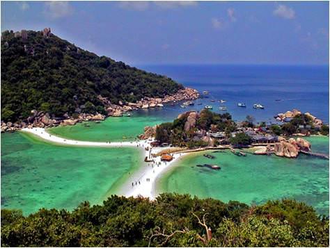 Koh Tao - viajar a Tailandia
