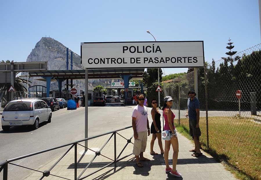 Como llegar al Penon de Gibraltar - Tusguiasdeviaje