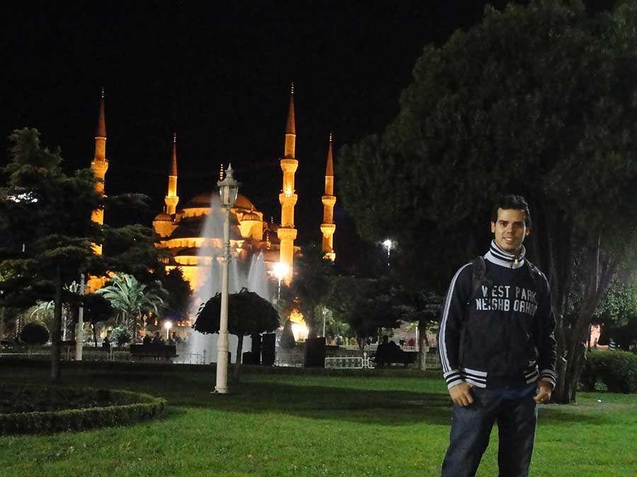 Guia de viaje de Estambul