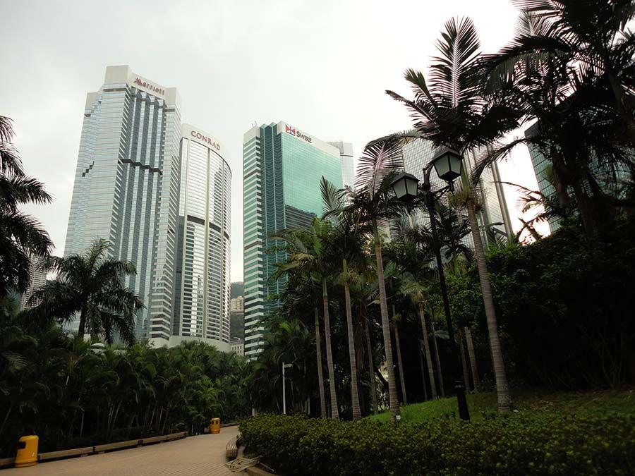 Parques de Hong Kong