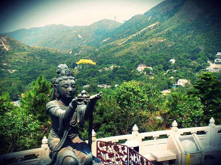 Que ver en la Isla de Lantau