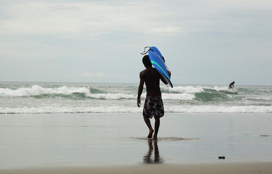 Mejores playas para surf en Bali - Tusguiasdeviaje