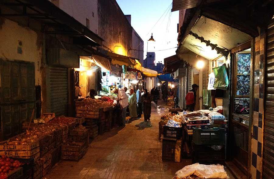 Visitar la Medina de Rabat