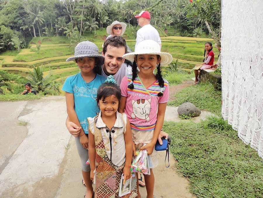 Personas maravillosas en Bali - Tusguiasdeviaje