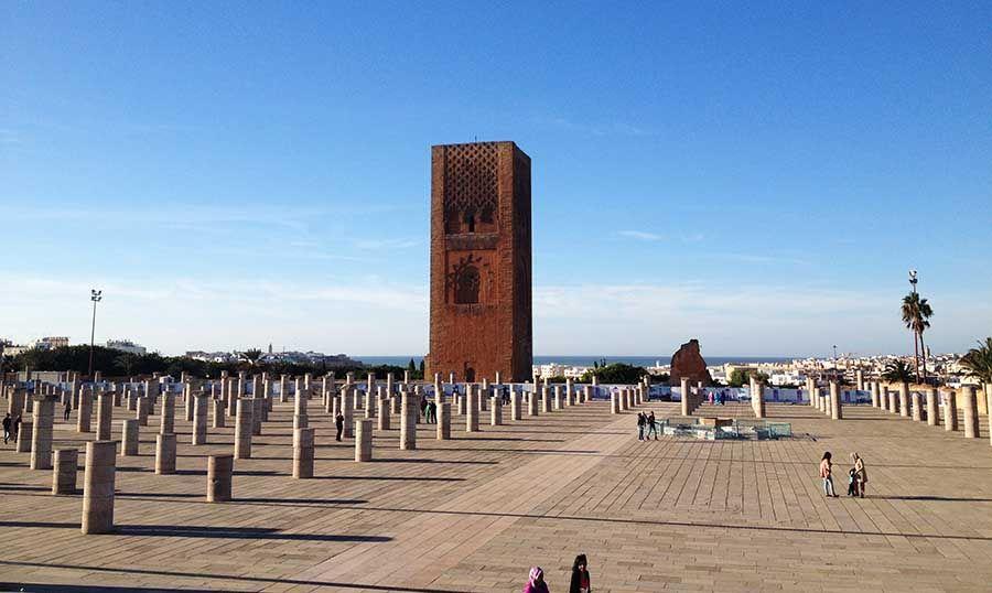 Guia de viaje de rabat y casablanca - Torre Hassan II