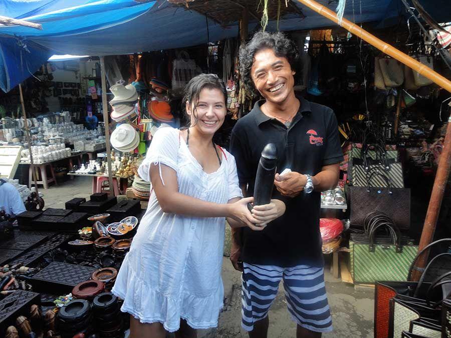 Mercados de Bali mas importantes - Tanah Lot - Tusguiasdeviaje