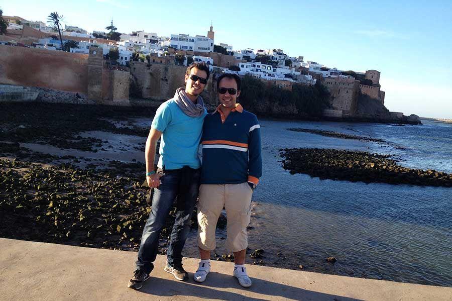 Que hacer de turismo en Rabat