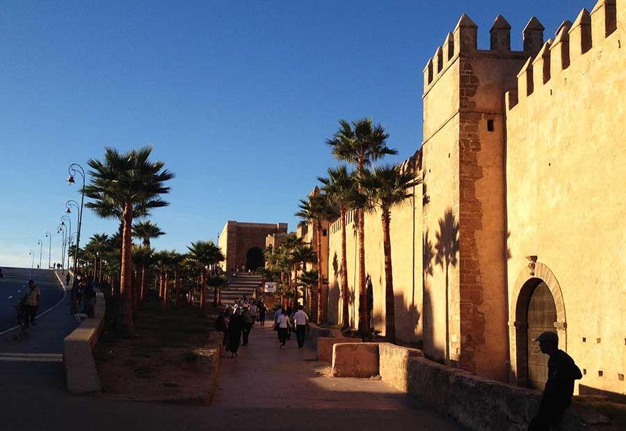 Lugares mas importantes de Rabat - Oudayas